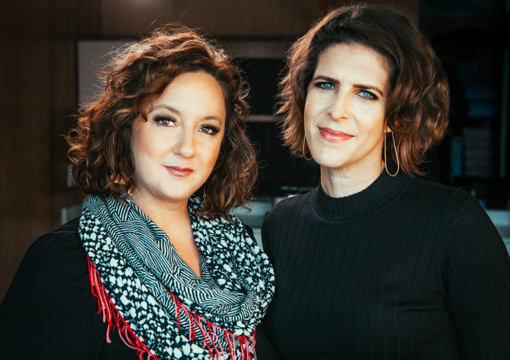 Cassidy Lucas writing duo Julia Fierro Caeli Wolfson Widger